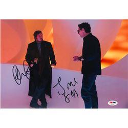 "Chris Pratt  James Gunn Signed ""Guardians of the Galaxy"" 11x14 Photo (PSA COA)"