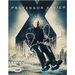 "Patrick Stewart Signed ""X-Men"" 8x10 Photo (PSA COA)"