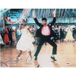 """John Travolta Signed """"Grease"""" 11x14 Photo (PSA COA)"""