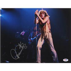 Roger Daltrey Signed 11x14 Photo (PSA COA)