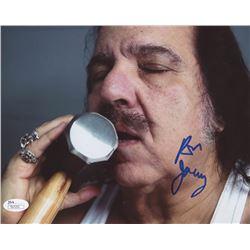 Ron Jeremy Signed 8x10 Photo (JSA COA)