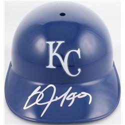 Bo Jackson Signed Kansas City Royals Full-Size Batting Helmet (Radtke COA  Jackson Hologram)
