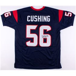 Brian Cushing Signed Jersey (JSA COA)