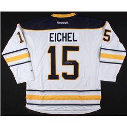 Jack Eichel Signed Buffalo Sabres Jersey (Eichel COA)