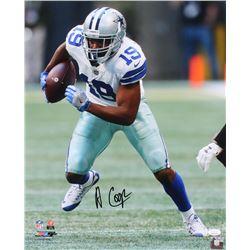 Amari Cooper Signed Dallas Cowboys 16x20 Photo (JSA COA)