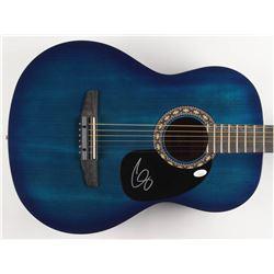 """Chris Stapleton Signed 39"""" Acoustic Guitar (JSA COA)"""