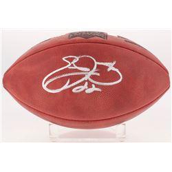 Emmitt Smith Signed Official Super Bowl XXVII Game Ball (Radtke COA)