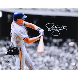Robin Yount Signed Milwaukee Brewers 16x20 Photo (JSA COA)
