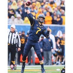 Will Grier Signed West Virginia Mountaineers 16x20 Photo (JSA COA)