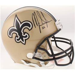 Mark Ingram Signed New Orleans Saints Full-Size Authentic On-Field Helmet (Radtke COA  Ingram Hologr