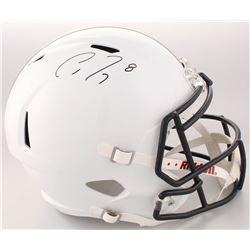 Allen Robinson Signed Penn State Nittany Lions Full-Size Speed Helmet (Schwartz Sports COA)