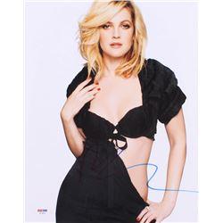 Drew Barrymore Signed 11x14 Photo (PSA COA)