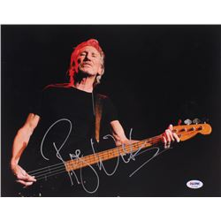 """Roger Waters Signed """"Pink Floyd"""" 11x14 Photo (PSA COA)"""