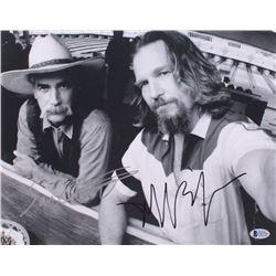 "Jeff Bridges  Sam Elliott Signed ""The Big Lebowski"" 11x14 Photo (Beckett COA)"
