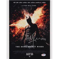 """Hans Zimmer Signed """"The Dark Knight"""" 11x14 Photo (PSA COA)"""
