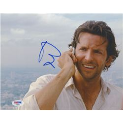 "Bradley Cooper Signed ""The Hangover Part II"" 8x10 Photo (PSA COA)"