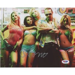 "James Franco Signed ""Spring Breakers"" 8x10 Photo (PSA COA)"