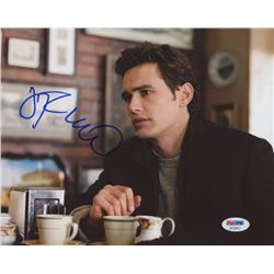 "James Franco Signed ""Spider-Man"" 8x10 Photo (PSA COA)"