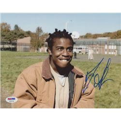 "Uzo Aduba Signed ""Orange Is the New Black"" 8x10 Photo (PSA COA)"