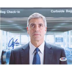 George Clooney Signed 8x10 Photo (PSA COA)