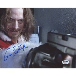 "Gary Sinise Signed ""Reindeer Games"" 8x10 Photo (PSA COA)"