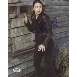 "Chloe Bennet Signed ""Agents of S.H.I.E.L.D."" 8x10 Photo (PSA COA)"