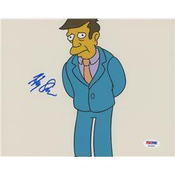 "Harry Shearer Signed ""The Simpsons"" 8x10 Photo (PSA COA)"