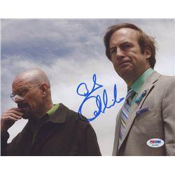 "Bob Odenkirk Signed ""Breaking Bad"" 8x10 Photo (PSA COA)"