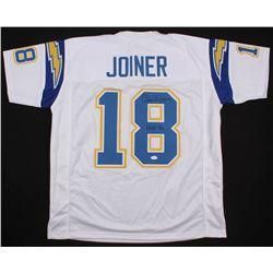 """Charlie Joiner Signed Jersey Inscribed """"HOF 96"""" (JSA COA)"""