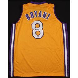 Kobe Bryant Signed Jersey (PSA COA)
