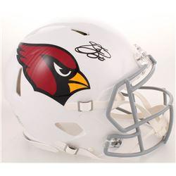Emmitt Smith Signed Arizona Cardinals Full-Size Authentic On-Field Speed Helmet (Prova COA)