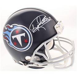 Derrick Henry Signed Tennessee Titans Full-Size Authentic On-Field Helmet (Radtke COA)