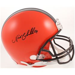 Nick Chubb Signed Cleveland Browns Full-Size Authentic On-Field Helmet (Radtke COA)