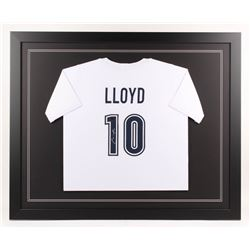 Carli Lloyd Signed 35x43 Custom Framed Jersey (Radtke COA)
