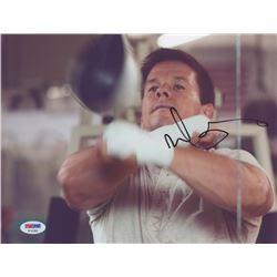 Mark Wahlberg Signed 8.5x11 Photo (PSA COA)