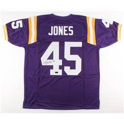 Deion Jones Signed Jersey (Radtke COA)