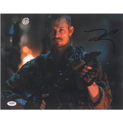 "Joel Kinnaman Signed ""Suicide Squad"" 11x14 Photo (PSA COA)"