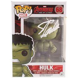 "Stan Lee Signed ""Avengers: Age of Ultron"" Hulk #68 Funko Pop! Vinyl Figure (Radtke COA  Lee Hologram"