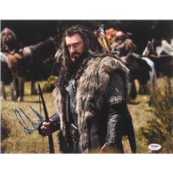 """Richard Armitage Signed """"The Hobbit"""" 11x14 Photo (PSA COA)"""