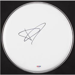 Dave Grohl Signed Drum Head (PSA Hologram)