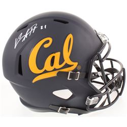 Keenan Allen Signed California Bears Full-Size Speed Helmet (Radtke COA)