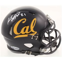 Keenan Allen Signed California Golden Bears Speed Mini Helmet (Beckett COA)