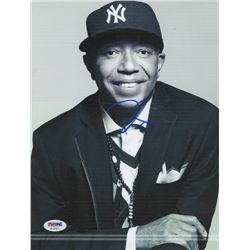 Russell Simmons Signed 8x10 Photo (PSA COA)
