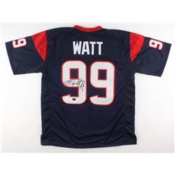J. J. Watt Signed Jersey (JSA Hologram  Watt Hologram)