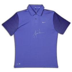 Tiger Woods Signed Limited Edition Nike Polo (UDA COA)