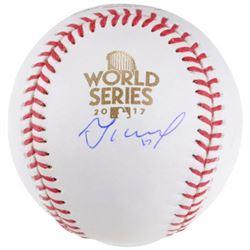 Jose Altuve Signed 2017 World Series Baseball (MLB Hologram  Fanatics Hologram)