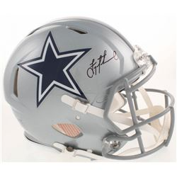 Troy Aikman Signed Dallas Cowboys Full-Size Authentic On-Field Speed Helmet (Beckett COA)