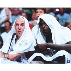 Jason Williams Signed Sacramento Kings 16x20 Photo with Inscription (Beckett COA)