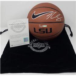 Ben Simmons Signed Limited Edition Nike LSU Tigers Basketball (UDA COA)