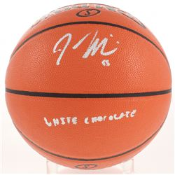 "Jason Williams Signed NBA Game Ball Series Basketball Inscribed ""White Chocolate"" (Beckett COA)"